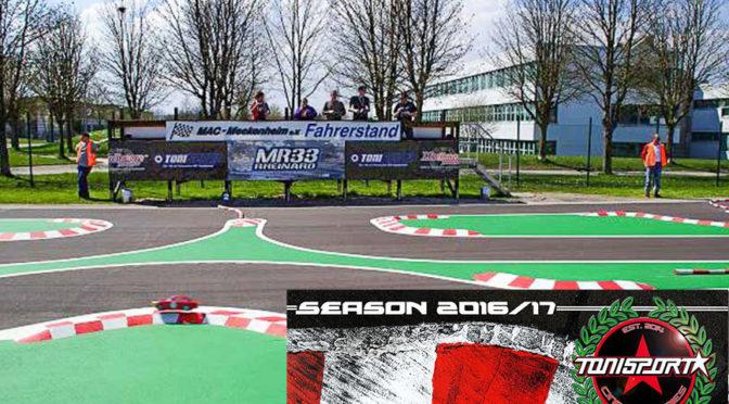 TOS West – Round 6 in Meckenheim