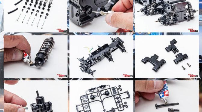 Tamiya Konghead 6×6 – Aufbaubericht Teil 2