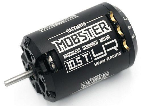 MOBSTER 10.5T 4100KV 540 Brushless Sensored Motor