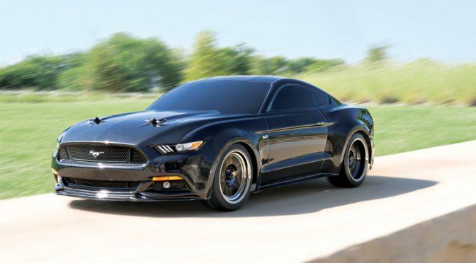 TRAXXAS Ford Mustang / 4Tec 2.0