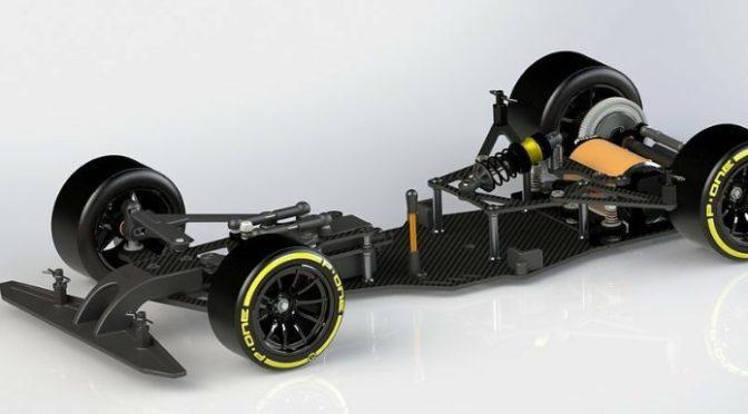 WRC präsentierte den LM16