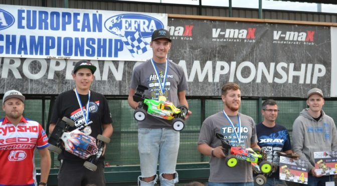 EFRA 1/8th Electric Off Road European Championship – Finals Report