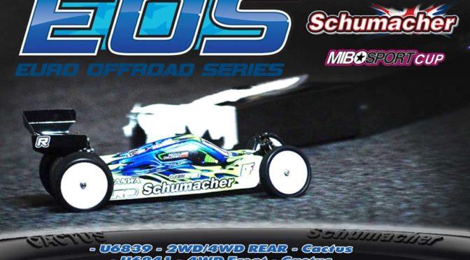 Neue Schumacher Cactus Off Road Reifen