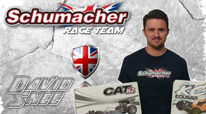 Schumacher Racing – David Snee neu im Team