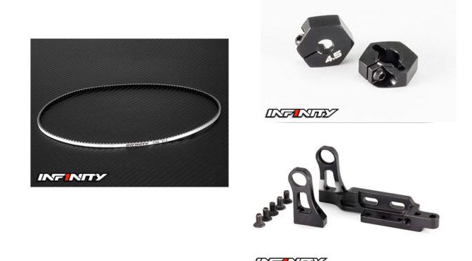 Neue Teile für den Infinity IF14