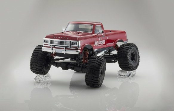 MAD CRUSHER NITRO 1:8 GP 4WD READYSET