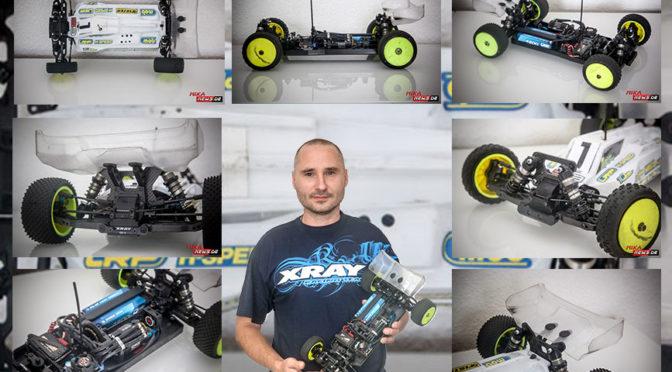 Chassisfokus XRAY XB4'17 – Mirko Morgenstern