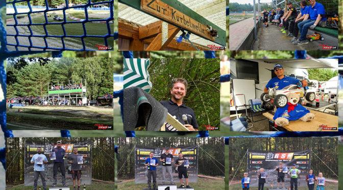 Der sechste Lauf zur RSN-Serie bei den RC Freunden Teltow