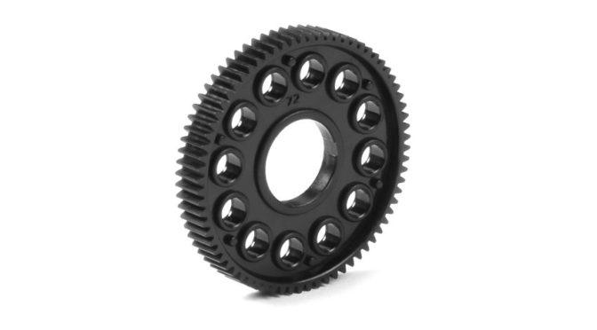 Team Xray präsentiert neue 64dP Zahnräder