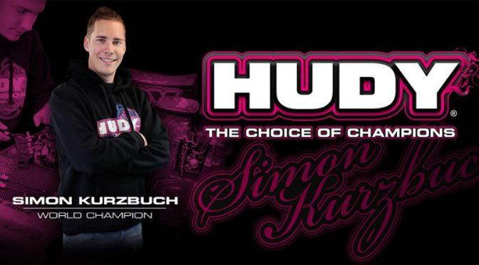 Simon Kurzbuch entscheidet sich für HUDY