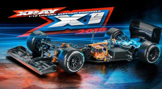 XRAY X1'2018 – Vorstellung am 24.10.2017