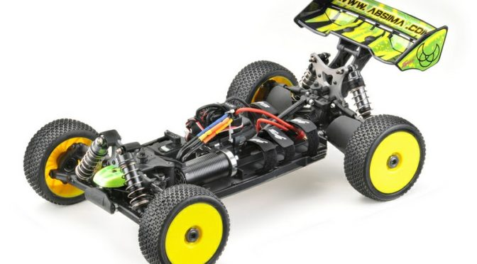 "1:8 Brushless Buggy ""TR8V2RTR"" – Part 2 – die neue Generation des Stoke E."