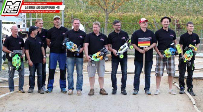 EFRA Europameisterschaft OR8 40+ 2017 in Italien