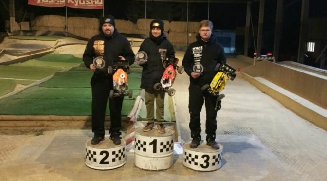 6.Lauf des RC Offroad Sachsencup in Munzig beendet
