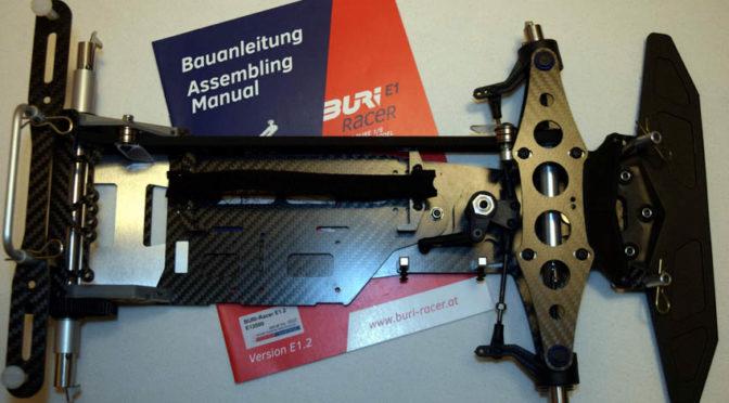 BURI Racer – E1.2 Kit – Version 2018