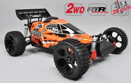 Fun Cross Sport 2WD RTR