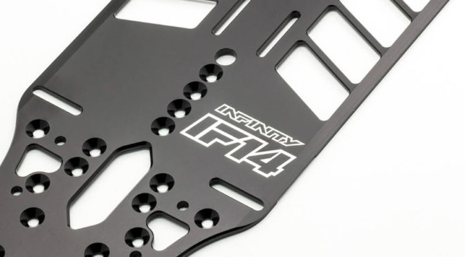 Infinity IF14 – Neue Aluminium-Flex-Chassisplatte