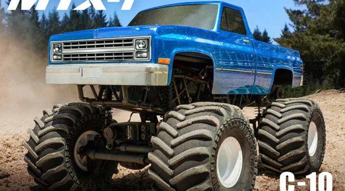 MTX-1 RTR Monster Truck (2.4G)