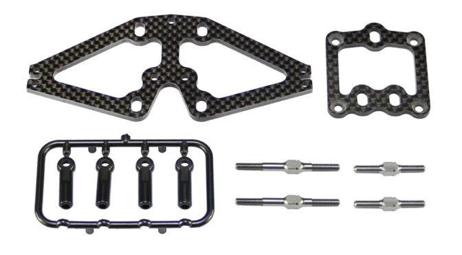 "Serpent F110 SF3 ""Wide Front Set"""