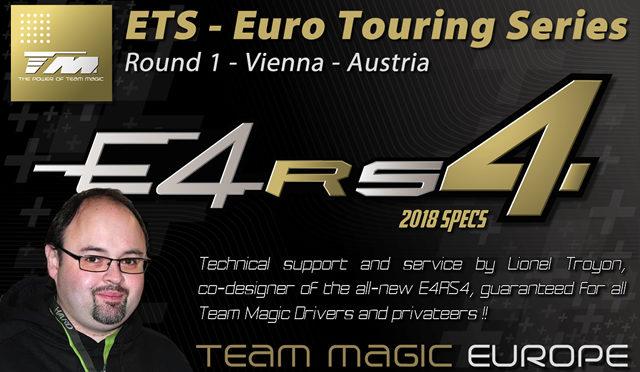 Team Magic Support beim ETS Round 1 – Wien / Österreich