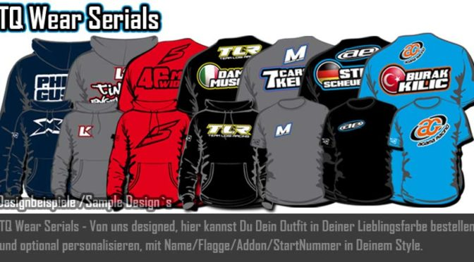 TQ Wear Serials – Neuer Look