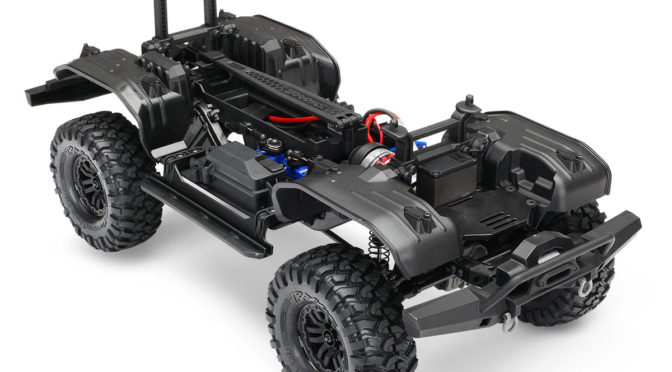 TRX-4 Unassembled Kit kommt 2018