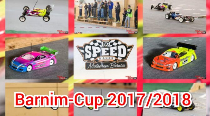 Saisonauftakt zum BARNIM-CUP 2017/2018