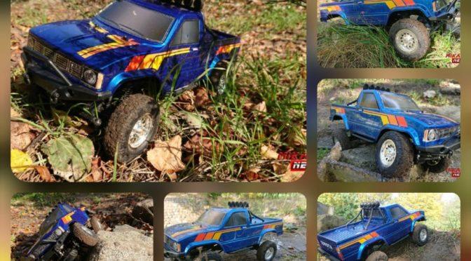 Toyota Hilux 4×4 PICK-UP von Thunder Tiger im Test – Teil 2