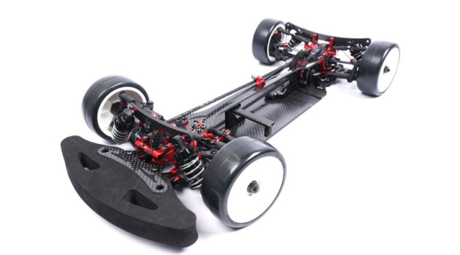 WildFireD10 Dynamics Edition 1:10 Touring Car