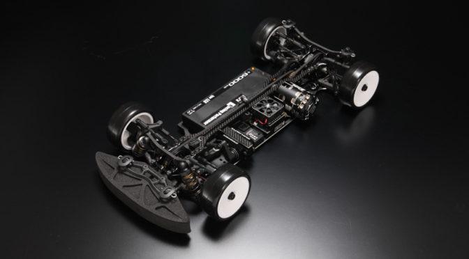 Yokomo BD8-2018 mit Aluminiumchassis