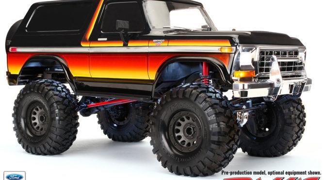 1979 Ford Bronco Karosserie-Kit für den TRX-4