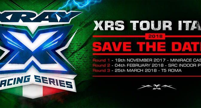 XRS TOUR ITALY 2018
