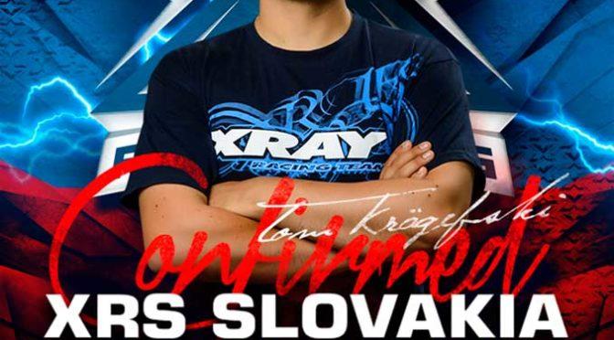 Tom Kragefski startet beim XRS Slovakia R1