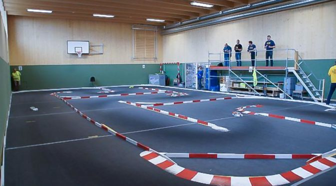 LRP-HPI-Challenge in Höckendorf / OT Ruppendorf