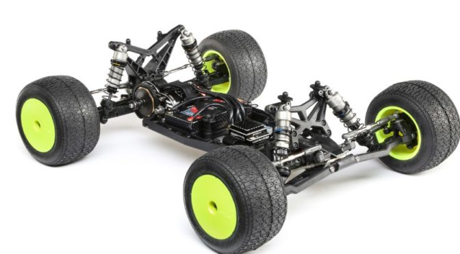 Team Losi Racing® 22T™ 4.0 1/10 2WD  Stadium Truck