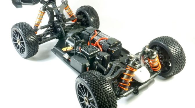 SWORKz APOLLO 1/8 Brushless Pro RTR