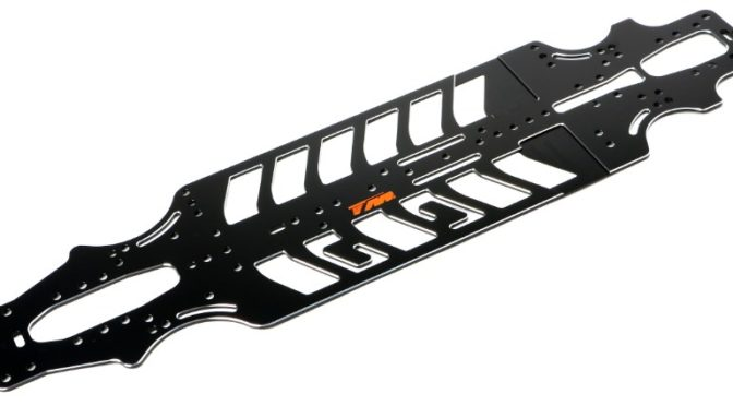 TM E4RS4 2mm Aluminium Chassis