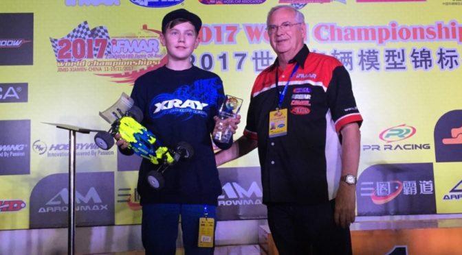 Daniel Kobbevik – IFMAR-Weltmeister Junior