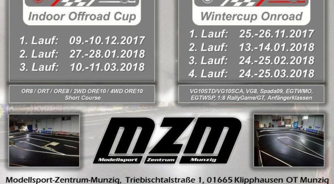 Indoor Offroad Cup in Munzig