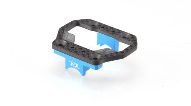 RDRP – B64 Carbon / Aluminium Mittelgetriebe-Abdeckung