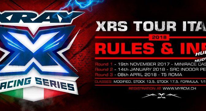 XRS-Italien startet Mitte November 2017