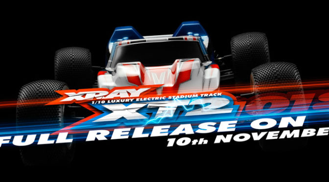 XT2'2018 – Vorstellung am 10.November 2017