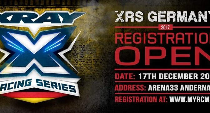 XRS Germany R3 in der Arena33