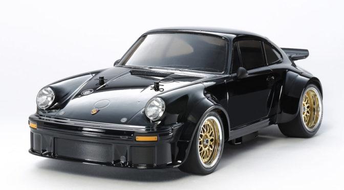 Porsche 934 RSR Black TA02SW