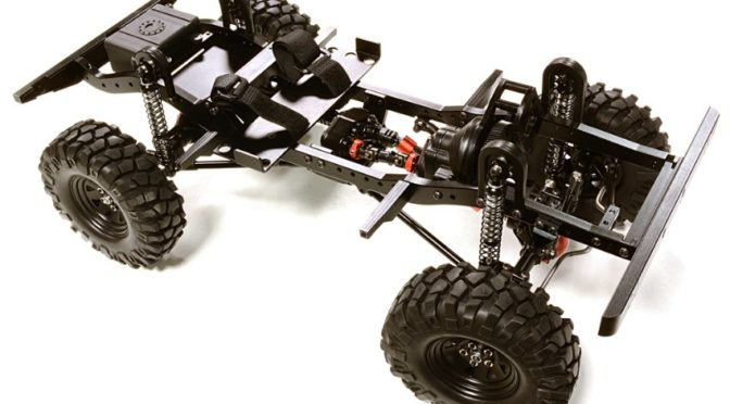 1/10 D90 GEN-2 ROLLER 4WD OFF-ROAD SCALE CRAWLER ARTR