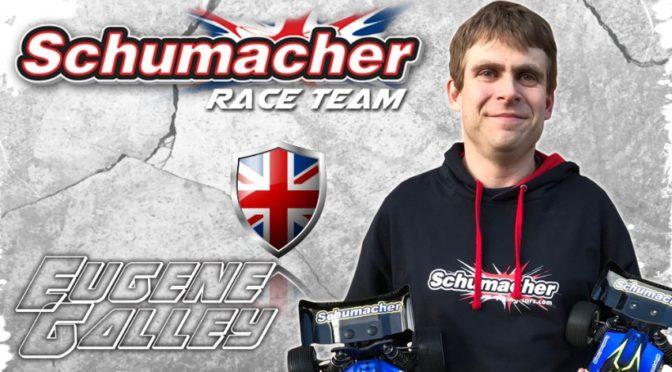 Eugene Galley ist zurück bei Schumacher Racing