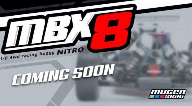 Mugen MBX8 – kommt bald!