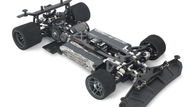 ARC R8.1E  1/8 Elektro On-Road Racing Car