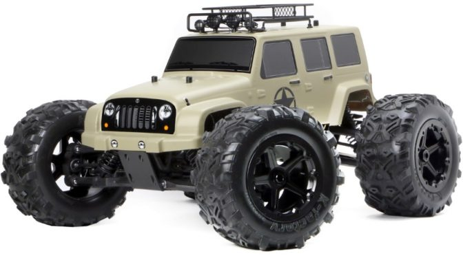 "TM ""J-STAR"" 6S Monster Truck"