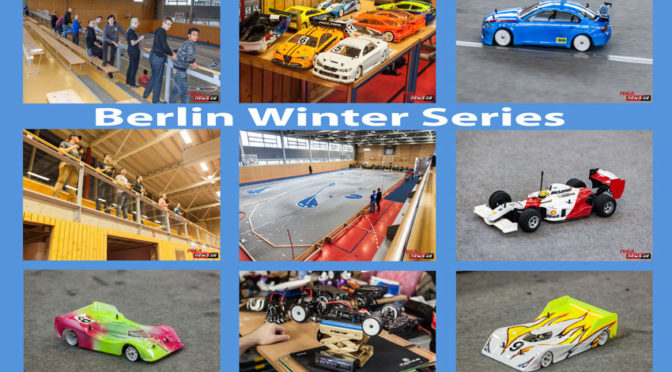 Berlin Winter Series – Bilder vom Lauf 1